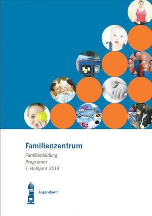 Cover Programm Familienzentrum Darmstadt