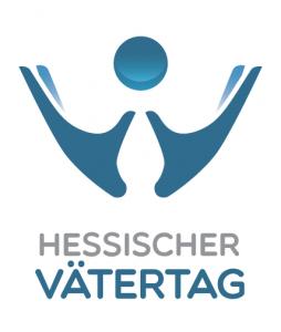 Das Logo des Hessischen Vätertages.